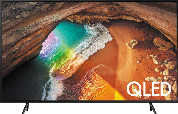 Samsung 75″ 4K Ultra HD Smart QLED TV QA75Q60RAWXXY