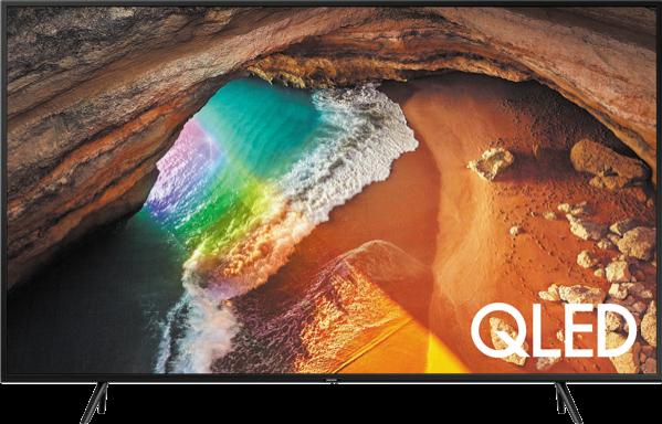 Samsung 75″ 4K Ultra HD Smart QLED TV QA75Q60RAWXXY