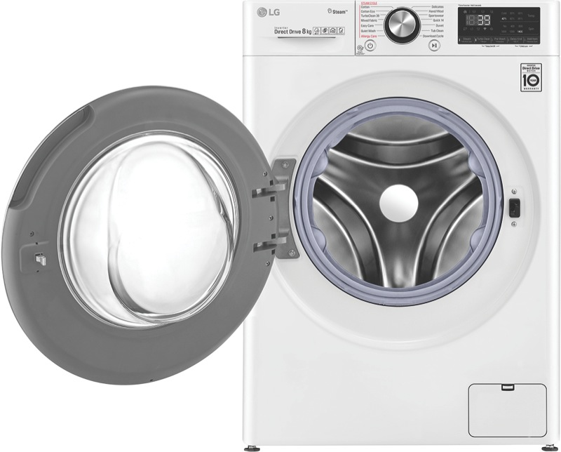 LG 9 Series Front Load Washer WV91408W
