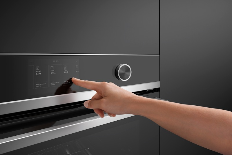 Fisher & Paykel 60cm Built-In Pyrolytic Oven - Stainless Steel OB60SDPTDX1