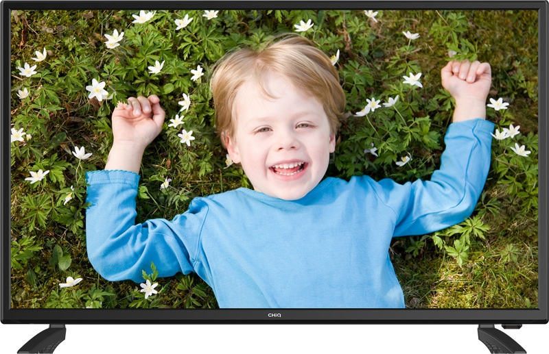 Chiq 32''  HD TV with DVD Player L32K3