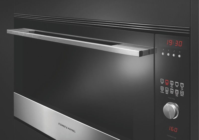 Fisher & Paykel 90cm Built-in Oven - Black OB90S9MEX3
