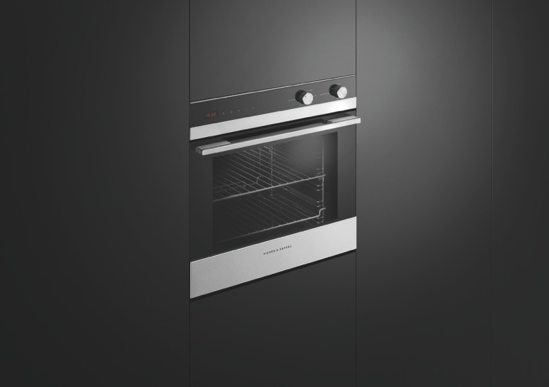 Fisher & Paykel 60cm Built-in Oven - Stainless Steel OB60SC5CEX2