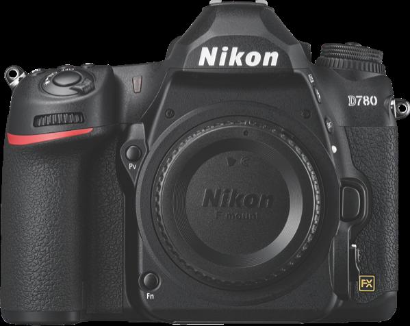 Nikon D780 Digital SLR Camera (Body Only) VBA560AA