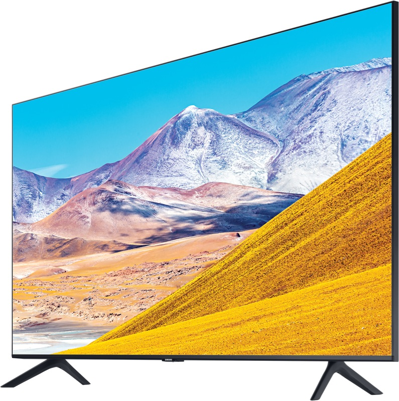 "Samsung 50"" TU8000 4K Ultra HD Smart LED LCD TV UA50TU8000WXXY"