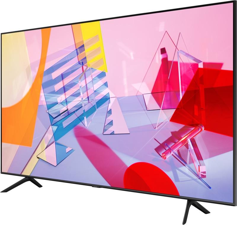 """Samsung 65"""" Q60T 4K Ultra HD Smart QLED TV QA65Q60TAWXXY"""