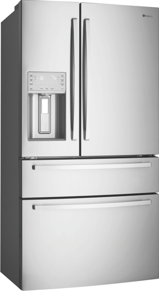Westinghouse 681L FlexSpace™ French Door Fridge WHE6874SA