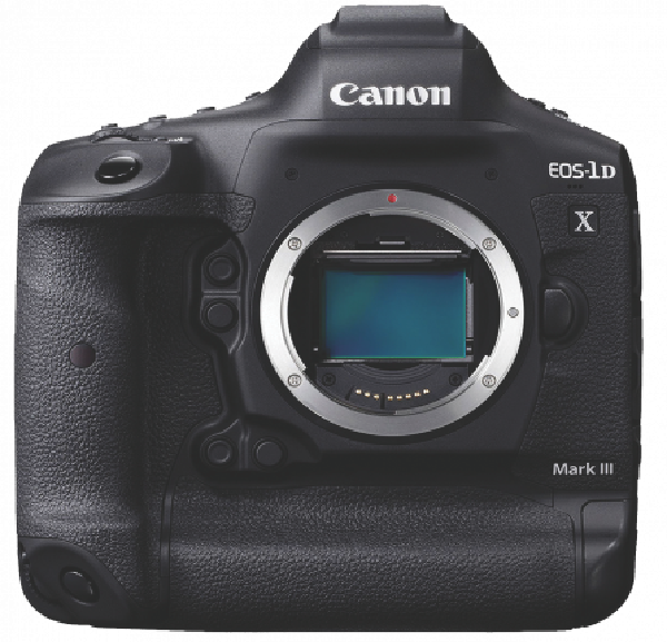 Canon EOS 1D X Mark III Digital SLR Camera (Body Only) 1DXMKIII