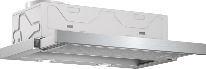 Bosch 60cm Slideout Rangehood - Stainless Steel DFM064W50A