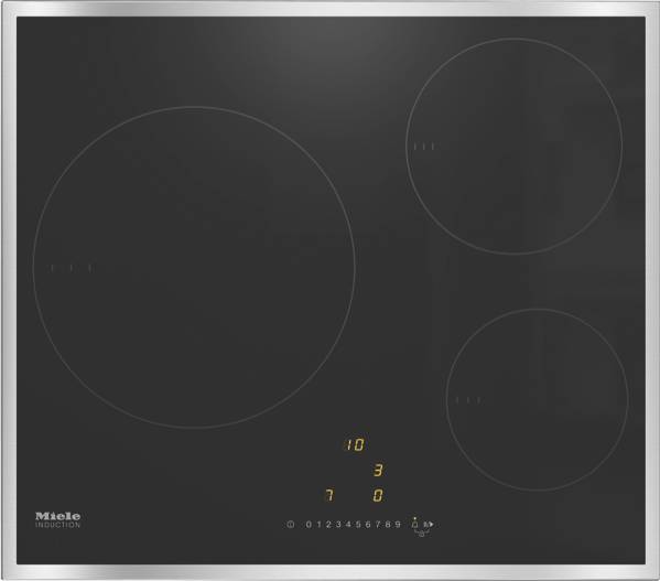 Miele 57.4cm Induction Cooktop KM7200FR
