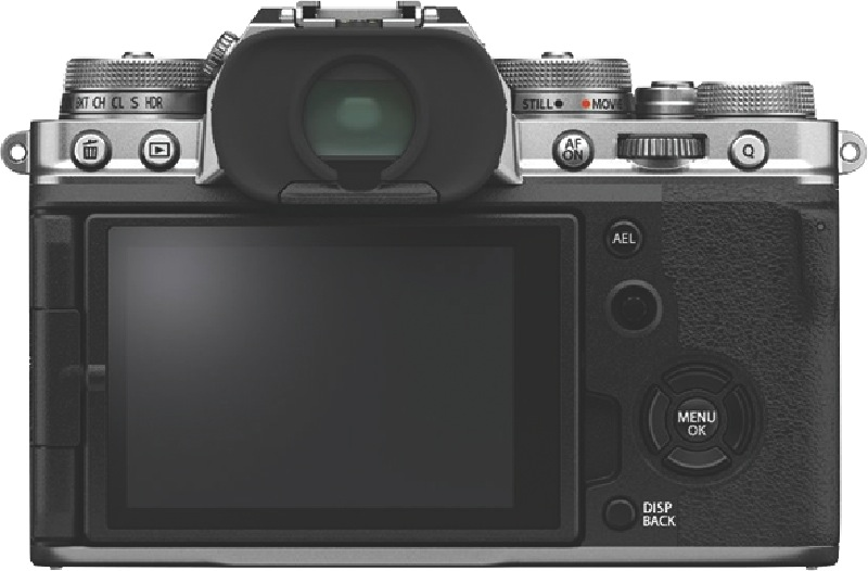 Fujifilm X-T4 Digital Mirrorless Camera (Body Only) - Silver 74398