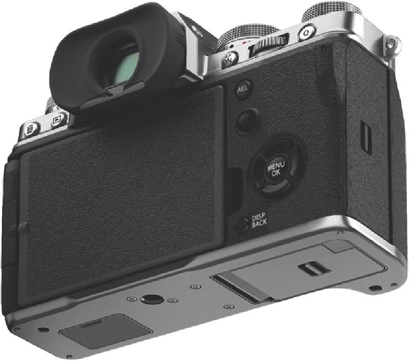 Fujifilm X-T4 Mirrorless Camera (Body Only) - Silver 74398