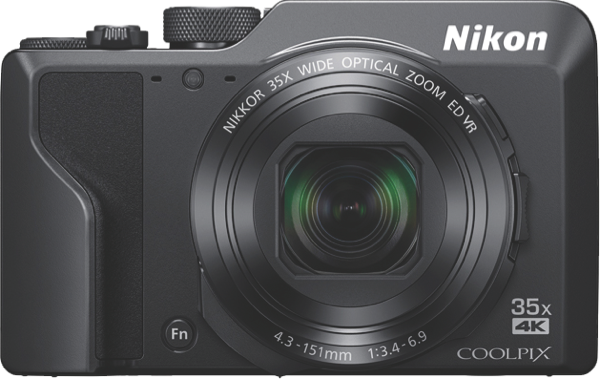 Nikon Coolpix A1000 Compact Digital Camera VQA080AA