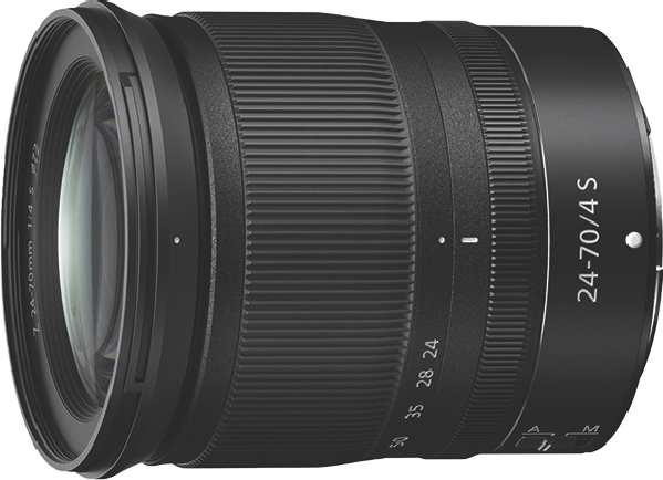 Nikon Nikkor Z 24-70mm f/4 S JMA704DA