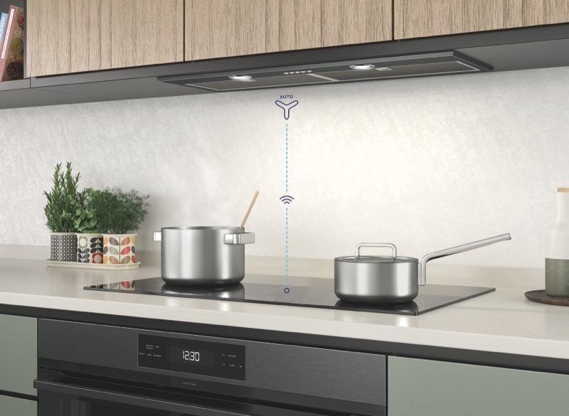 Westinghouse 90cm Induction Cooktop - Black WHI945BC