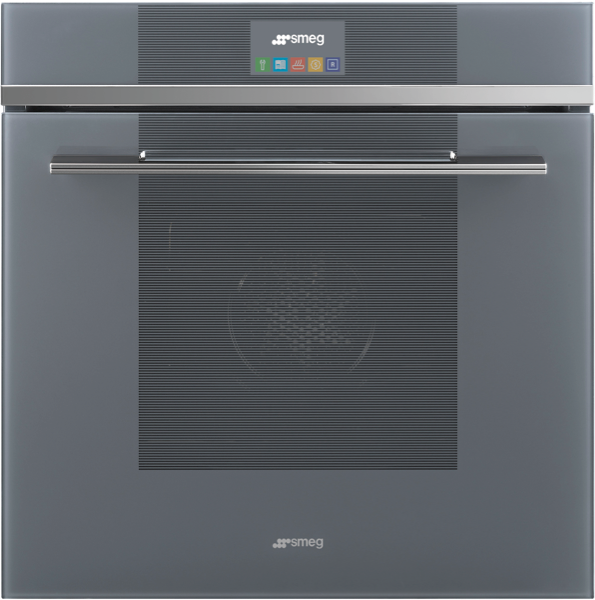 Smeg 60cm Linea Built-in Pyrolytic Oven SFPA6104TVS