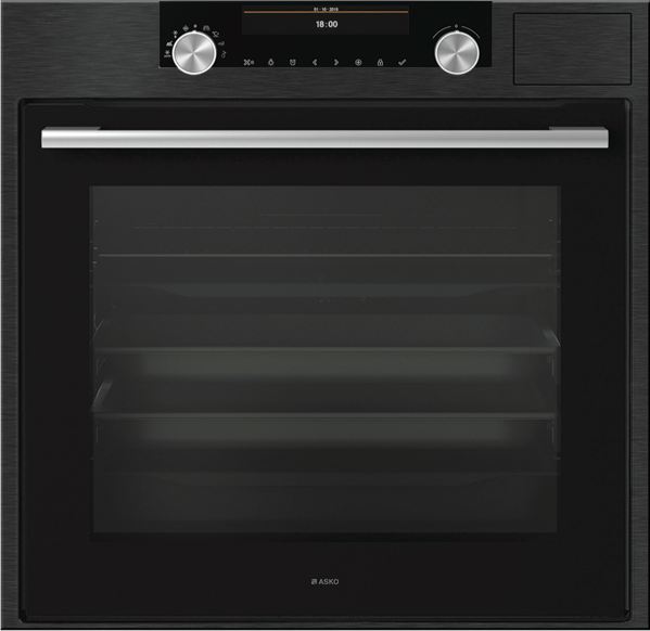 Asko 60cm Built-in Combi Steam Oven OCS8687B