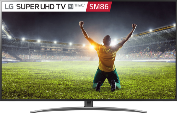 LG 55″ Super UHD Smart LED LCD TV 55SM8600PTA
