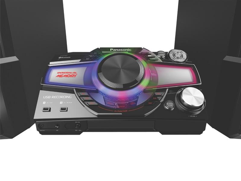 Panasonic Mini System SCMAX9000GN