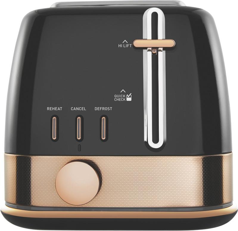 Sunbeam 2Sl Toaster New York -  Black Bronze TA4420KB