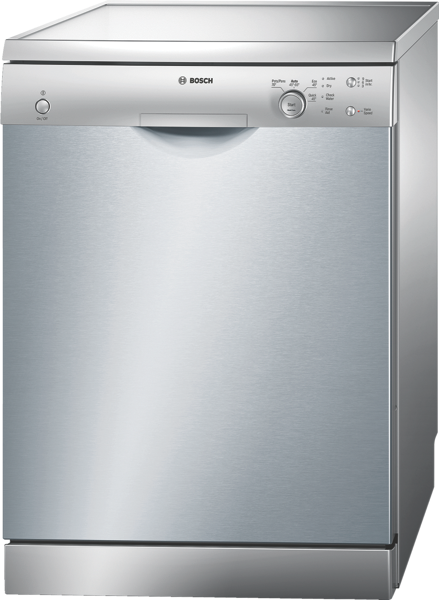 Bosch 60cm Freestanding Dishwasher - Stainless Steel SMS40E08AU