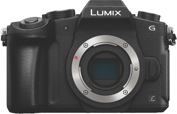 Panasonic G85 Black Body DMCG85GNK