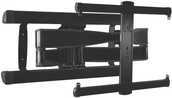 Sanus Full-Motion TV Mount - Black VLF728B2