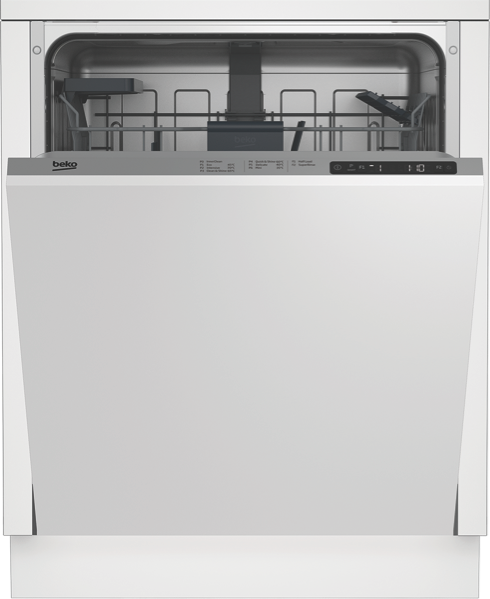 Beko 60cm Integrated Dishwasher BDI1410