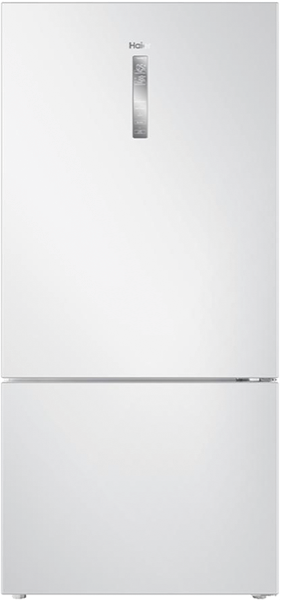 Haier 517L Bottom Mount Fridge - White HRF520BW