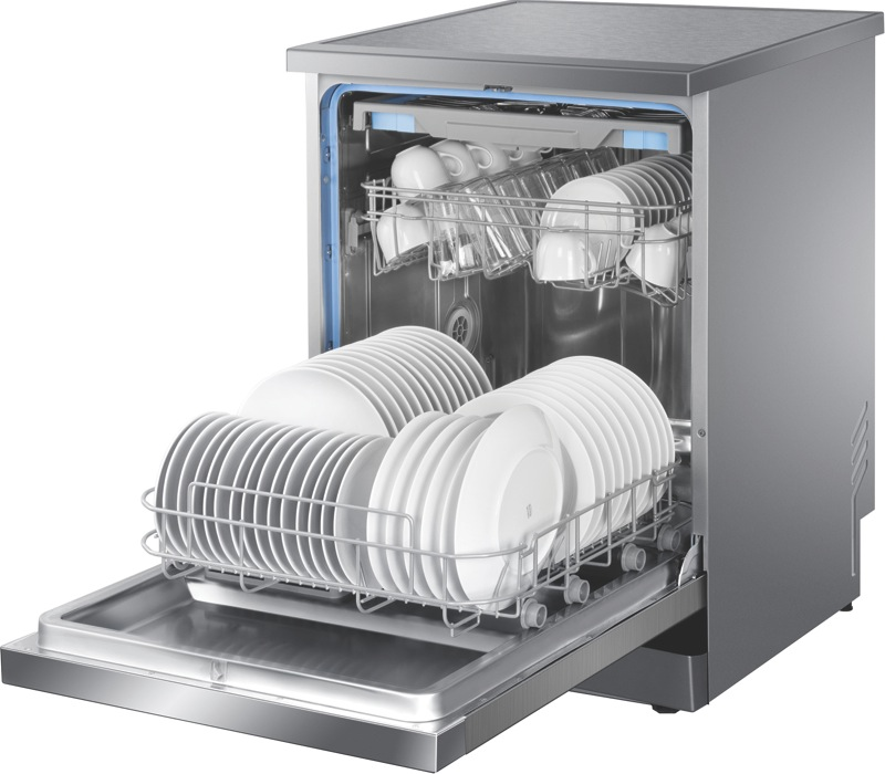 Haier 60cm Freestanding Dishwasher – Stainless Steel HDW15V3S1