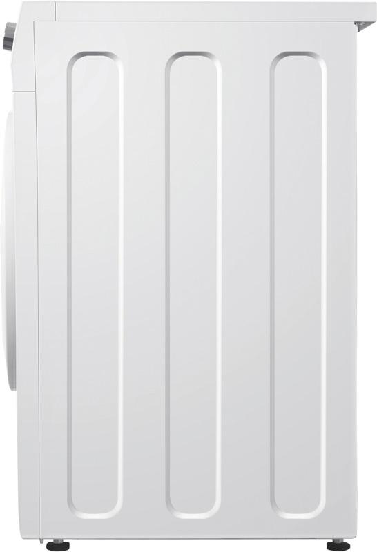 Haier 7.5kg Front Load Washing Machine – White HWF75AW2