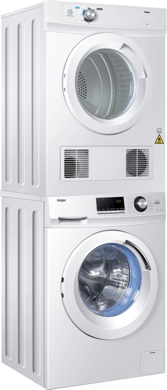 Haier 6kg Vented Dryer – White HDV60A1