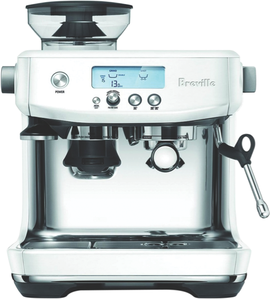 Breville the Barista Pro™ Espresso Machine - Sea Salt BES878SST