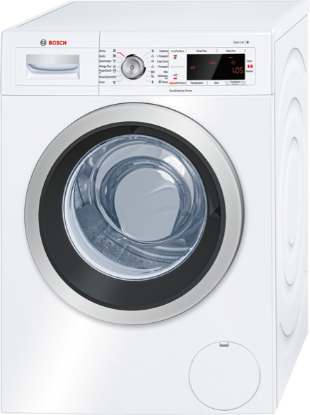 Bosch 8kg Front Load Washing Machine WAW28460AU