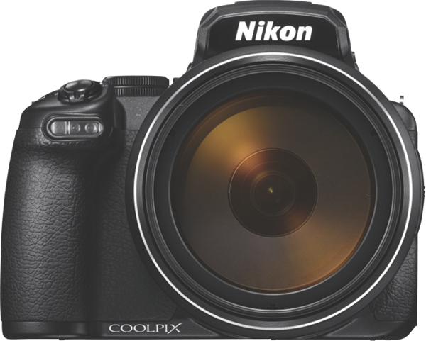 Nikon Coolpix P1000 Compact Digital Camera VQA060AA