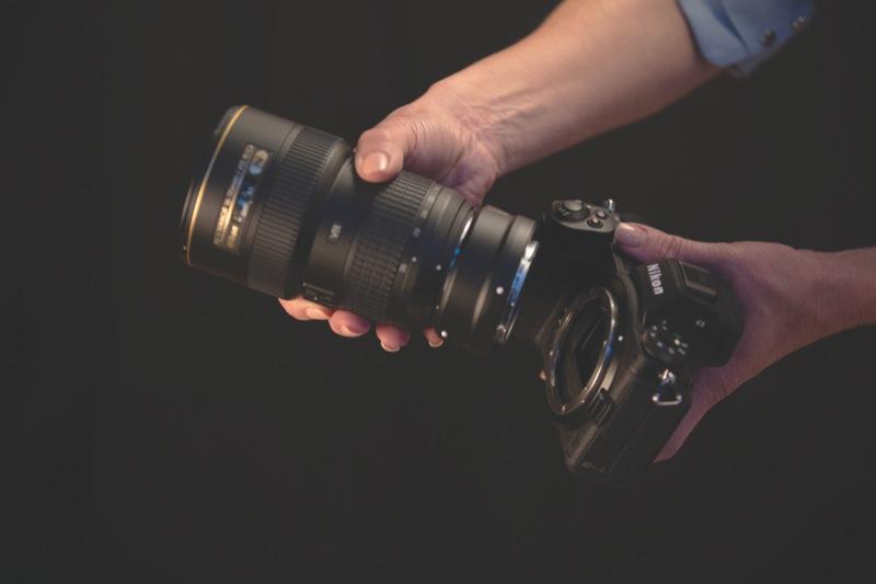Nikon Z6 Mirrorless Camera (Body Only) VOK020WA