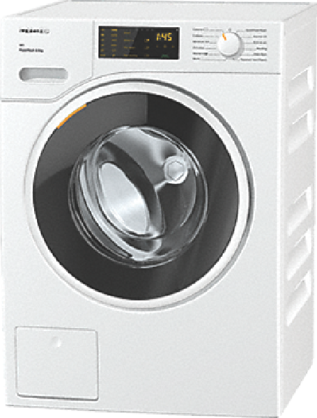 Miele 8kg Front Load Washing Machine WWD320