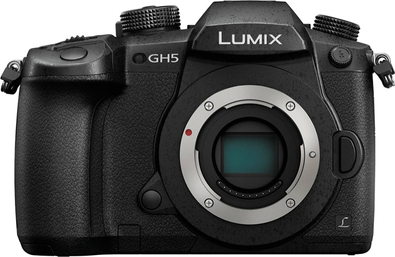 Panasonic Lumix GH5 Mirrorless Camera (Body Only) DCGH5GNK