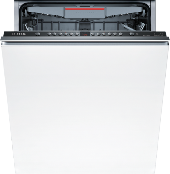 Bosch 60cm Fully Integrated Dishwasher SMV66MX01A