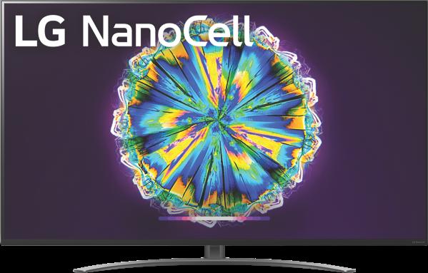 """LG 55"""" NANO86 4K Ultra HD Smart LED LCD TV 55NANO86TNA"""