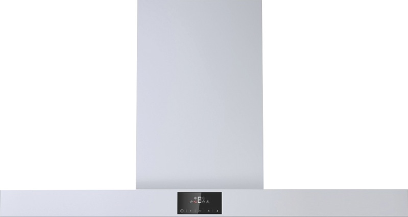 Beko 90cm Canopy Rangehood - Stainless Steel HCB91845BX