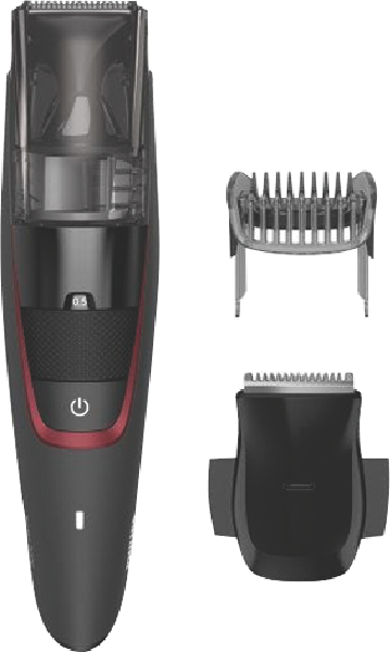 Philips Series 7000 Vacuum Beard Trimmer - Black BT750015