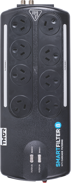Thor B-Series 8-Outlet Surge Protector B8