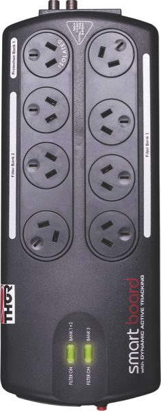 Thor A12 8-Outlet Surge Protector A12BF