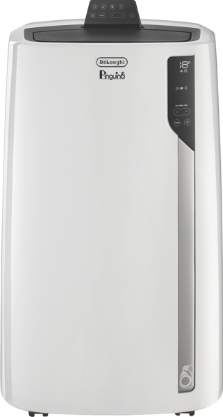DeLonghi 2.9kW Cooling Only Portable Air Conditioner - White PACEL112CST