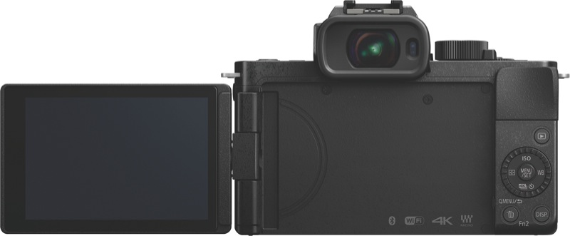 Panasonic Lumix G100 Digital Mirrorless Camera - Body Only DCG100GNK