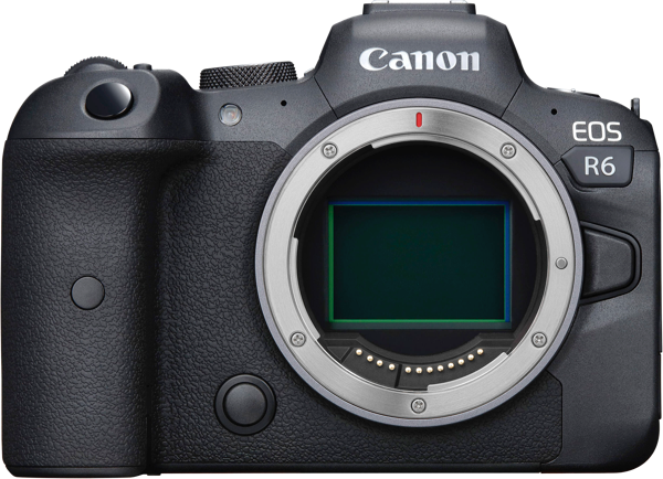 Canon EOS R6 Mirrorless Camera (Body Only) EOS R6