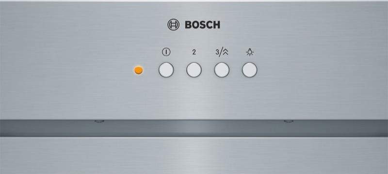 Bosch 52cm Integrated Rangehood - Stainless Steel DHL575CAU