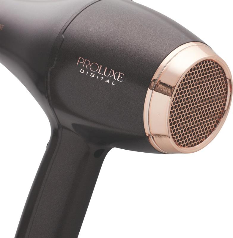 Remington Proluxe Digital Hair Dryer - Black BD7000AU