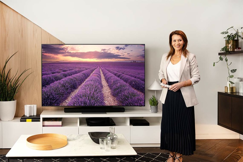 "Samsung 75"" Q800T 8K Ultra HD Smart QLED TV QA75Q800TAWXXY"